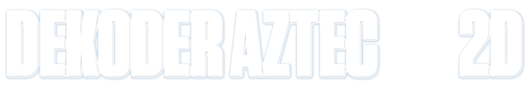 Dekoder AZTEC 2D